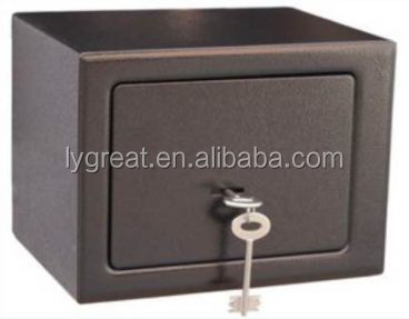 hot double doors master key safe box,cheap strong safe box
