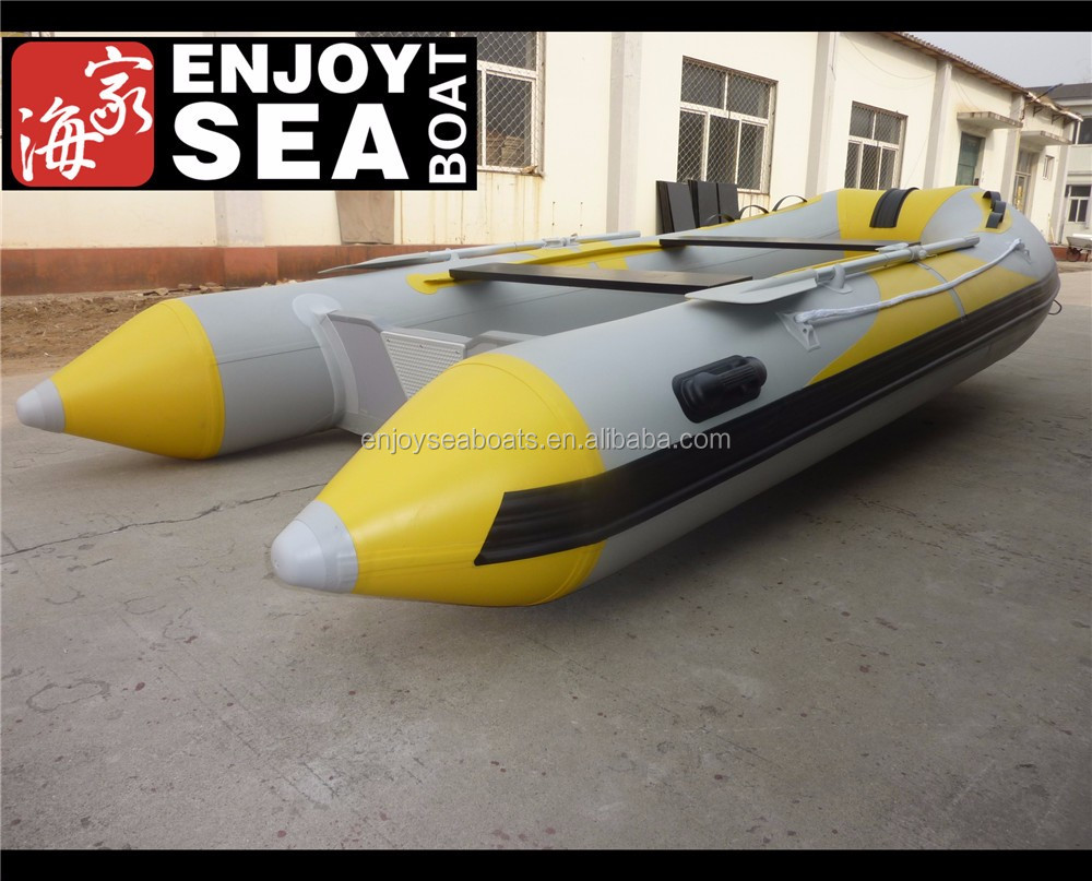 0.9mm/1.2mm inflatable boats china hard bottom!Customized colour and size!