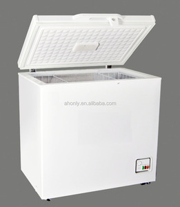 200L single door household and hotel chest Deep Freezer top open WD-200