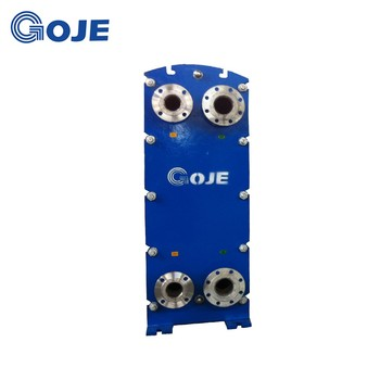 Stainless Steel Plate And Frame Heat Exchanger For Water Oil Mineral ...