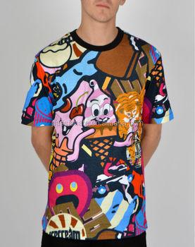 f463180b High Quality Custom All Over Dye Sublimation Tshirt Printing - Buy ...