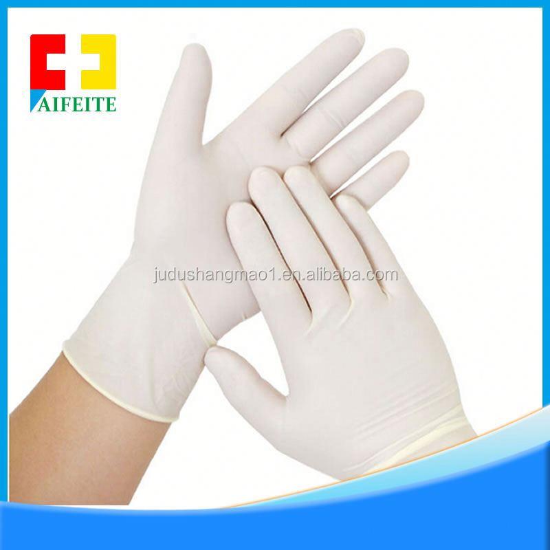 Breathable Latex Gloves