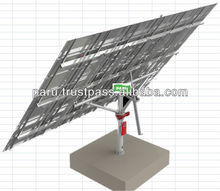 2-Axis Solar Tracking System(13Kw)