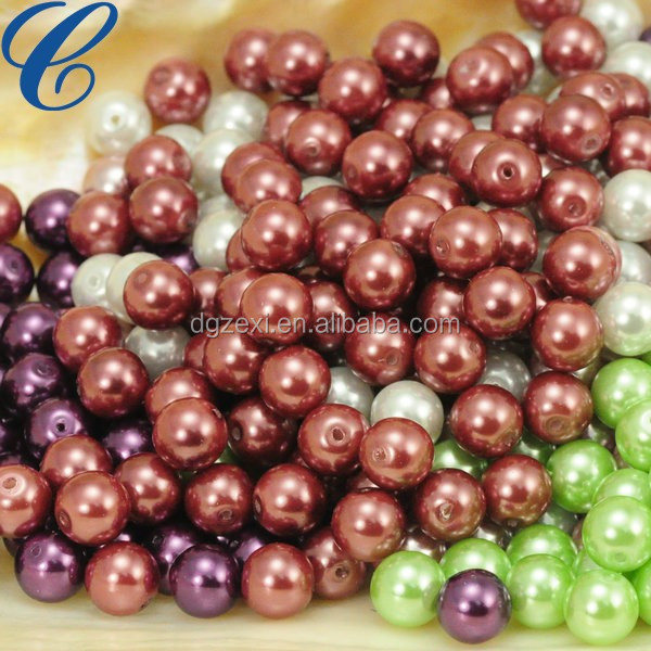 Wholesale Reliable and High-grade Imitation Pearl For Jewelry Making1