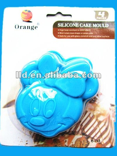 111502 Lovely Mickey Mouse cake mould