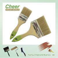 White China Bristle/Paint Brush Wooden Handle/Camel Paint Brush
