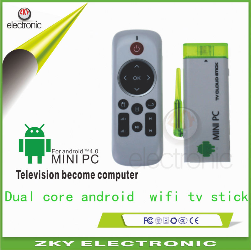In Stock! RK3066 <strong>Android</strong> 4.1 Google <strong>TV</strong> <strong>Box</strong> HD IPTV 1080P Media Player Mini PC quad core Mini PC Smart <strong>TV</strong> Stick