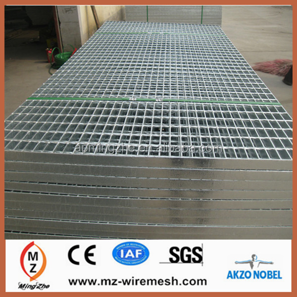High quality Trench cover stainless steel grating SUS304