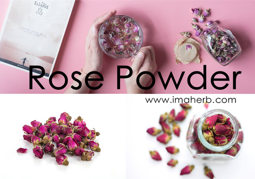Hot Sale High Quality Rose Petals Powder