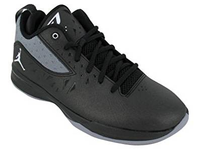 cheap for discount a1d55 51823 Get Quotations · Nike Jordan CP3.V GS Black Stealth Chris Paul Youth Basketball  Shoes 487429-003