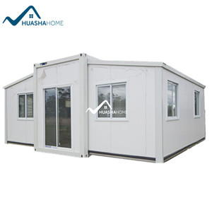 The cheap light steel structure modular buildings house