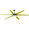10ft factory price with high quality hvls industrial ceiling fan in Philippines