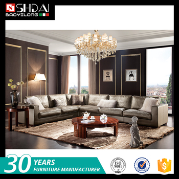 Living Room Furniture Modern Sofa / Modern Leather Sofa Sets / Modern Sofa  Furniture Price List