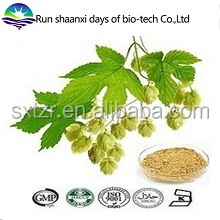 ISO Factory Supply Hops Flower Extract 5% Xanthohumol by HPLC