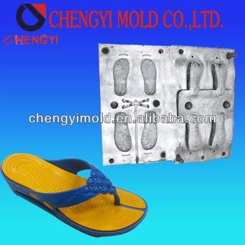 330472f97 Comfortable Eva Injection Women High Heel Flip Flop Shoe Mold - Buy ...