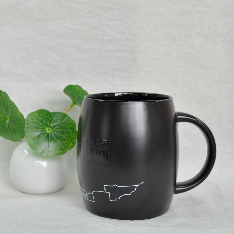 Manufacturers Selling Cheap Stoneware Ceramic Magic Mugs Color Changing Sublimation Mugs