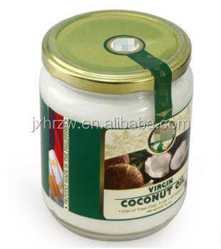 Oem Private Label Food Supplement 16oz 100% Extra Virgin Coconut ...