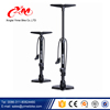 2016 best quality bike pump with pressure gauge,bicycle tire pump,bike floor pumps for sale