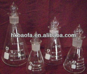 50- 1000ml Ground - in Glass Stopper Iodine Flasks