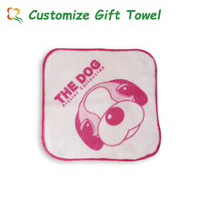 Cotton Square Face Wash Baby Hand Towel