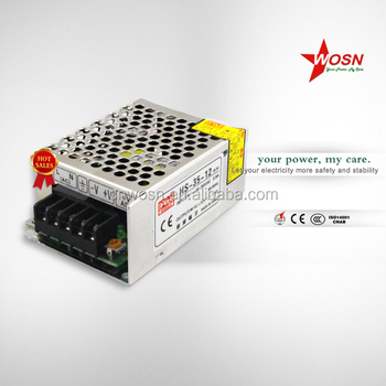 12V DC Switching Power Supplies(HS-35-12)