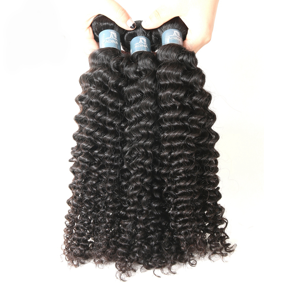 Unprocessed Indian Human Virgin Hair Raw Indian Temple Hair Weave