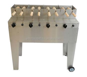Chimney Cake Gas Grill Kurtoskalacs Suto Maraka