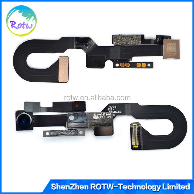 Front Facing Camera Module Proximity Light Sensor Flex Cable For iPhone 7
