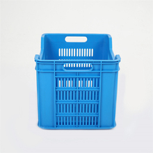 Good Supplier Plastic Storage Crate Stackable Container Transport Crates