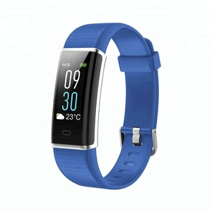 Image of ID130 Plus C HR Color Screen Pedometer Heart Rate Monitor Sleep Tracker Fitness Smart band Wristband Smart Bracelet