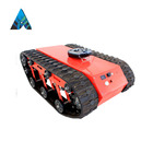 rubber track for car crawler robotic arm chasis