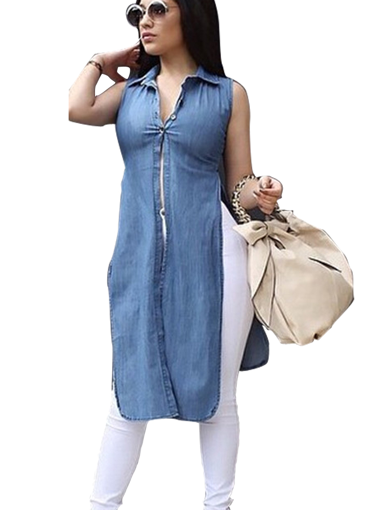 Cheap Women Denim Tops, find Women Denim Tops deals on line at ...
