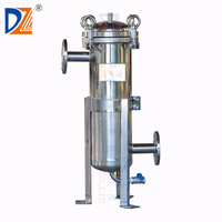 Beer filtration equipment Bag Filter Housing