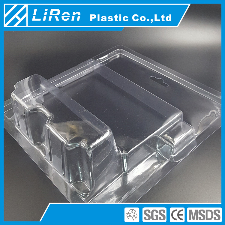 Manufacturer Dongguan City Personalized Plastic Container With Handle For Storage Packaging