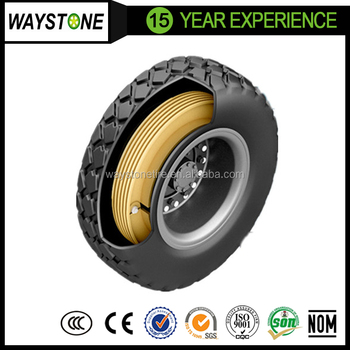 Waystone Run Flat Tire Bulletproof Tires Military Off Road Tires