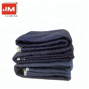 good quality Moving Blanket Wholesale manufactures made in China