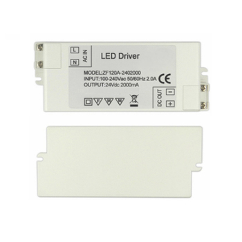 Switching Power Supply 50W Constant Current 60V 0.83A Led Driver with Plastic Case