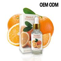 OEM New design machine grade vitamin c whitening serum 30ml