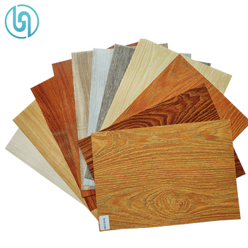WPC Skirting Board Pattern Heat Transfer Printing Film For Plastic