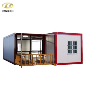 New style multipurpose prefab house light steel material modular container house