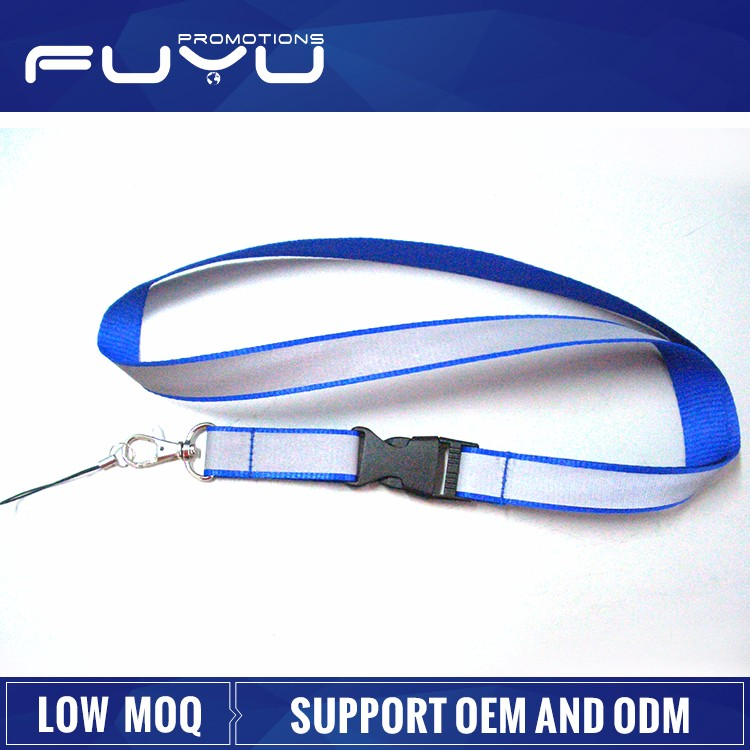 Fuyu Low Moq Custom Lanyard Cell Phone Loop