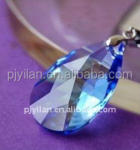 good fashion crystal amethyst pendant