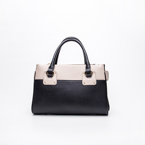 Wholesale Customized High-end Lady Woman Genuine Leather Handbag