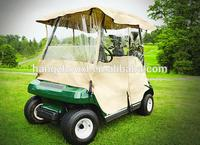 New design travel cover non-woven golf cart cover /golf buggy rain cover with great price with free samples