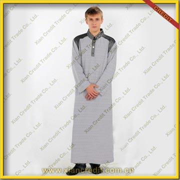 Top Quality New Model Arab Thobe Men Thobe Men's Abaya Designs ...