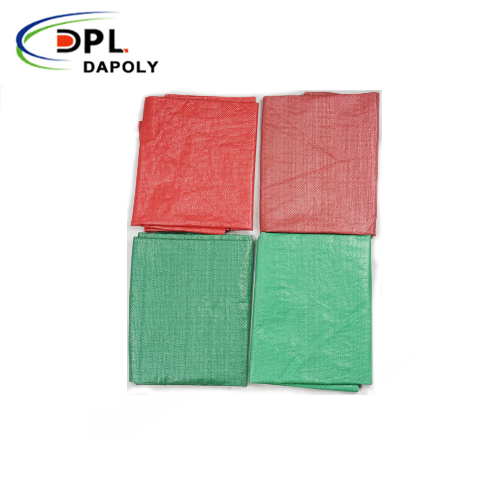custom poly bags urea fertilizer price 50kg bag plastic packing water proof woven bags