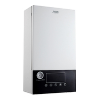 bathroom/house wall mounted 5l electric combi water boiler for heating and hot water supply