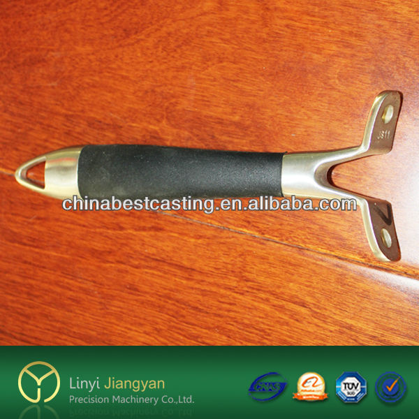 stainless steel polished handle cookware parts of bar series