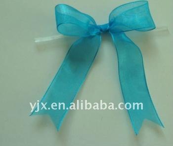 Azul Organza Cinta Con Clip Buy Arco De La Cintacinta De Organza Arcoarco Con Clip Product On Alibabacom