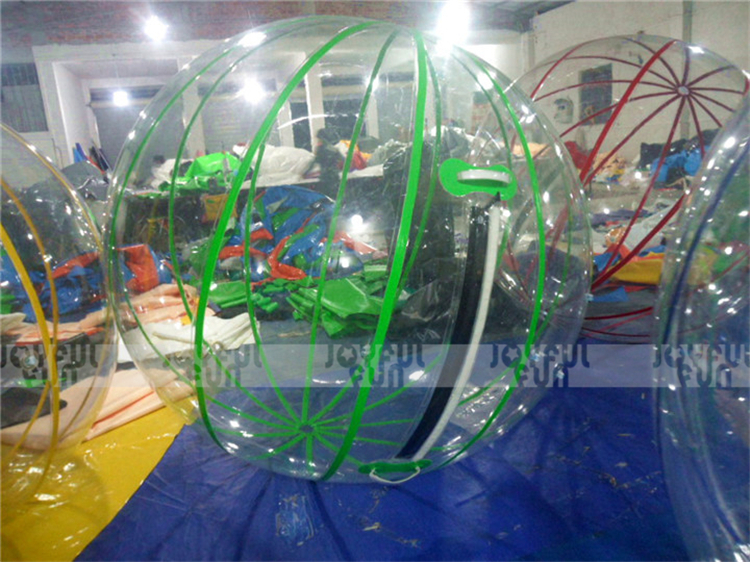 High Quality Inflatable Transparent Water Rolling Ball Walk on Water Ball